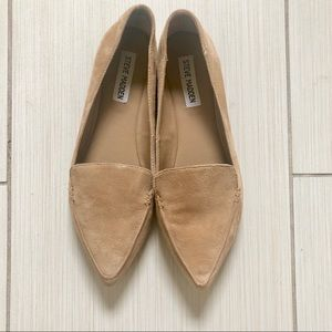 Steve Madden Suede Loafers sz. 8.5